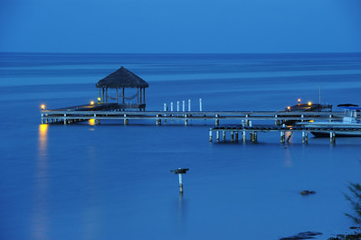 Pre-Sunrise - South Sound Grand Cayman, Cayman Islands.