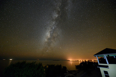Milky Way, Little Cayman, Cayman Islands.
