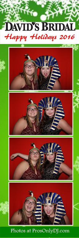 David's Bridal Christmas Party 12-11-16