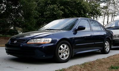 2001 Accord EX
