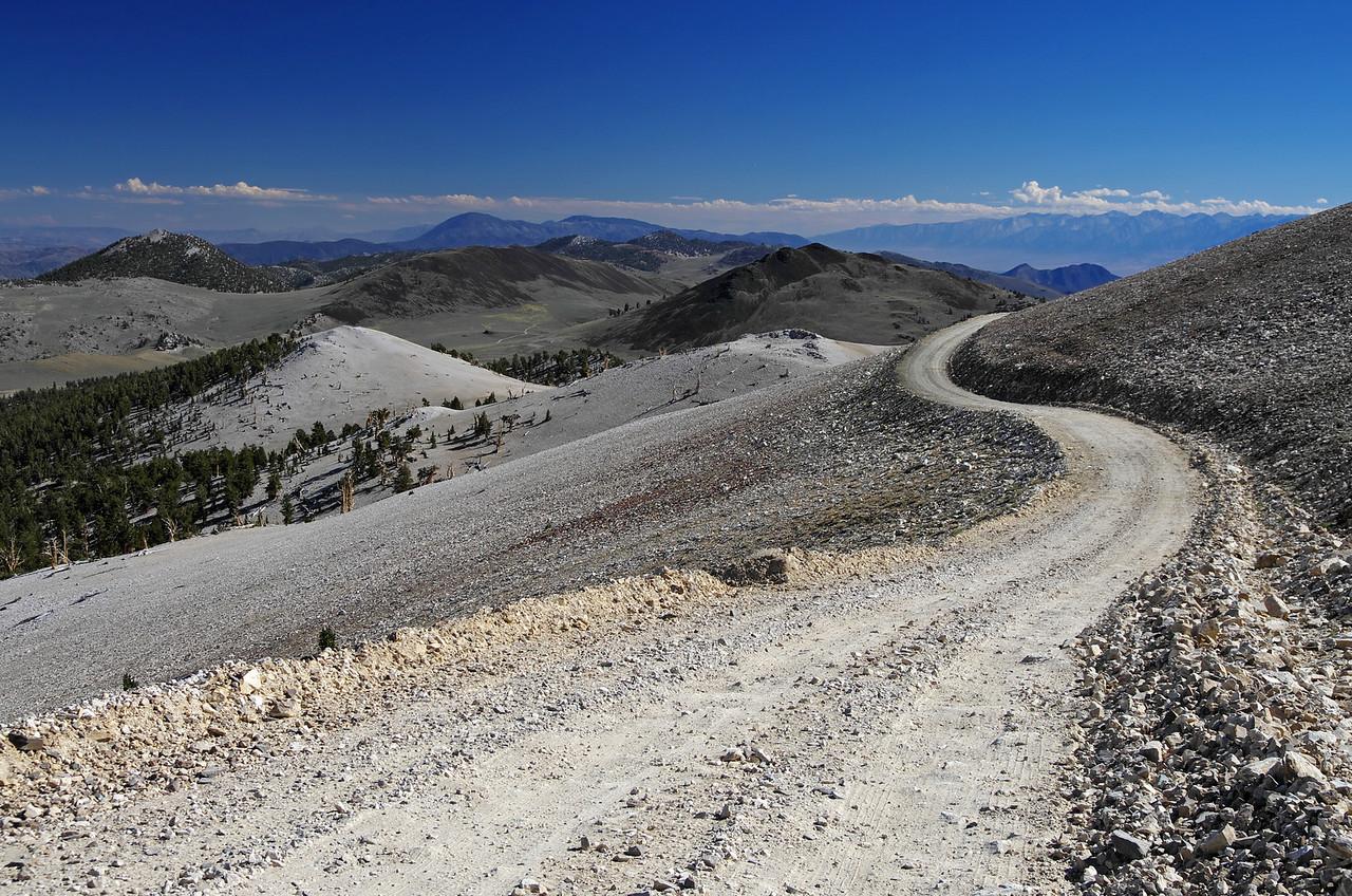 White Mountain Road.