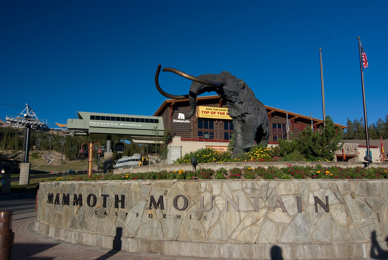Mammoth Mtn Ski Resort