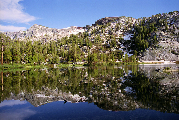 Big Margaret Lake Trip I, June 2000