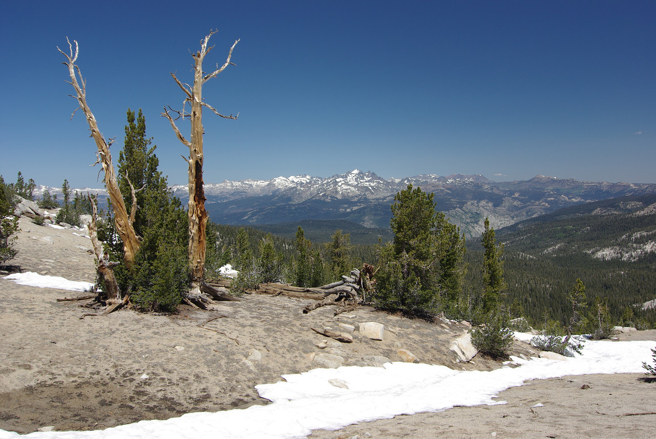 Near the Saddle of Arch Rock Pass near Arch Rock pic3