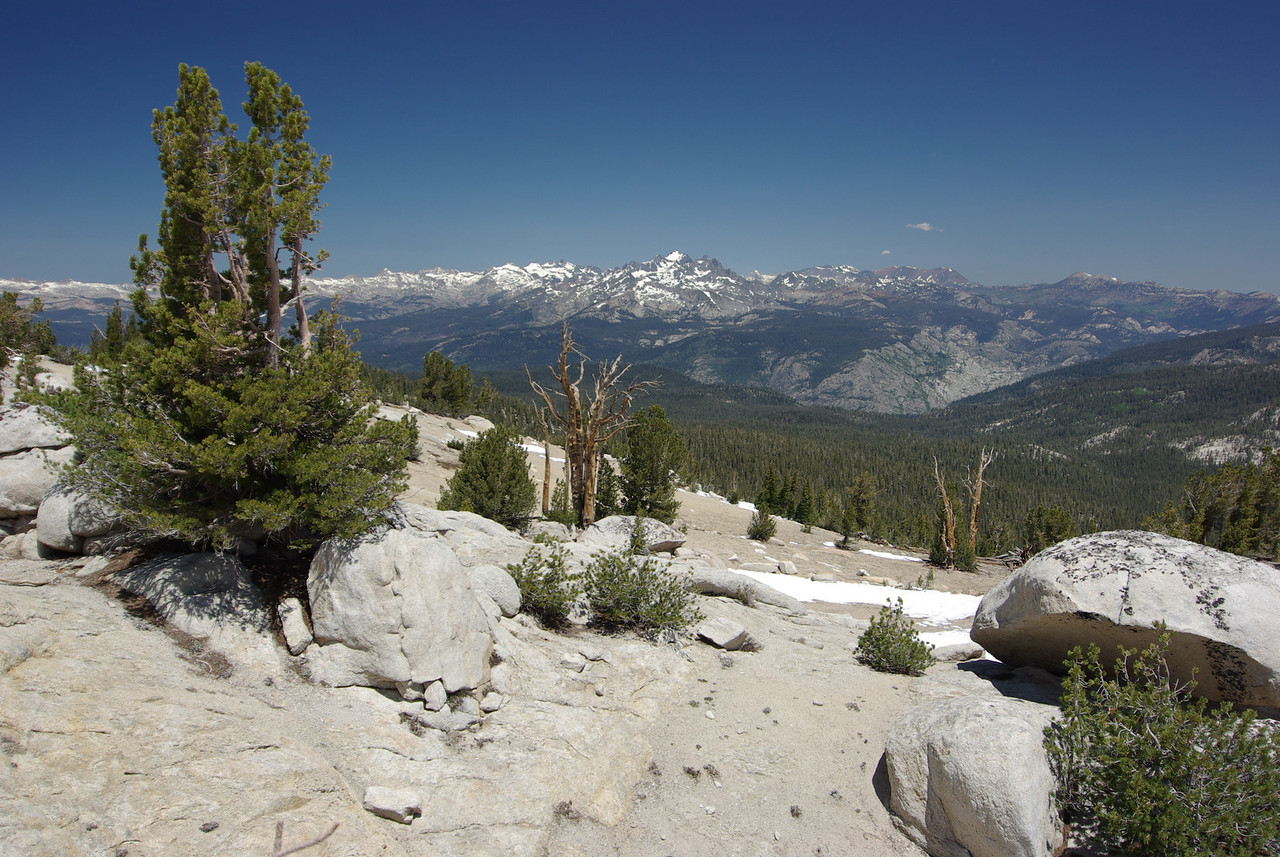 Near the Saddle of Arch Rock Pass near Arch Rock pic2