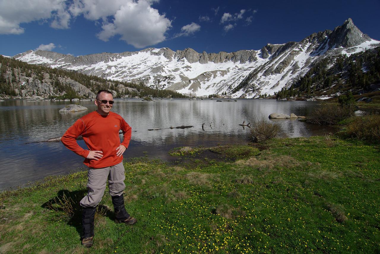 David @ Big Margaret Lake