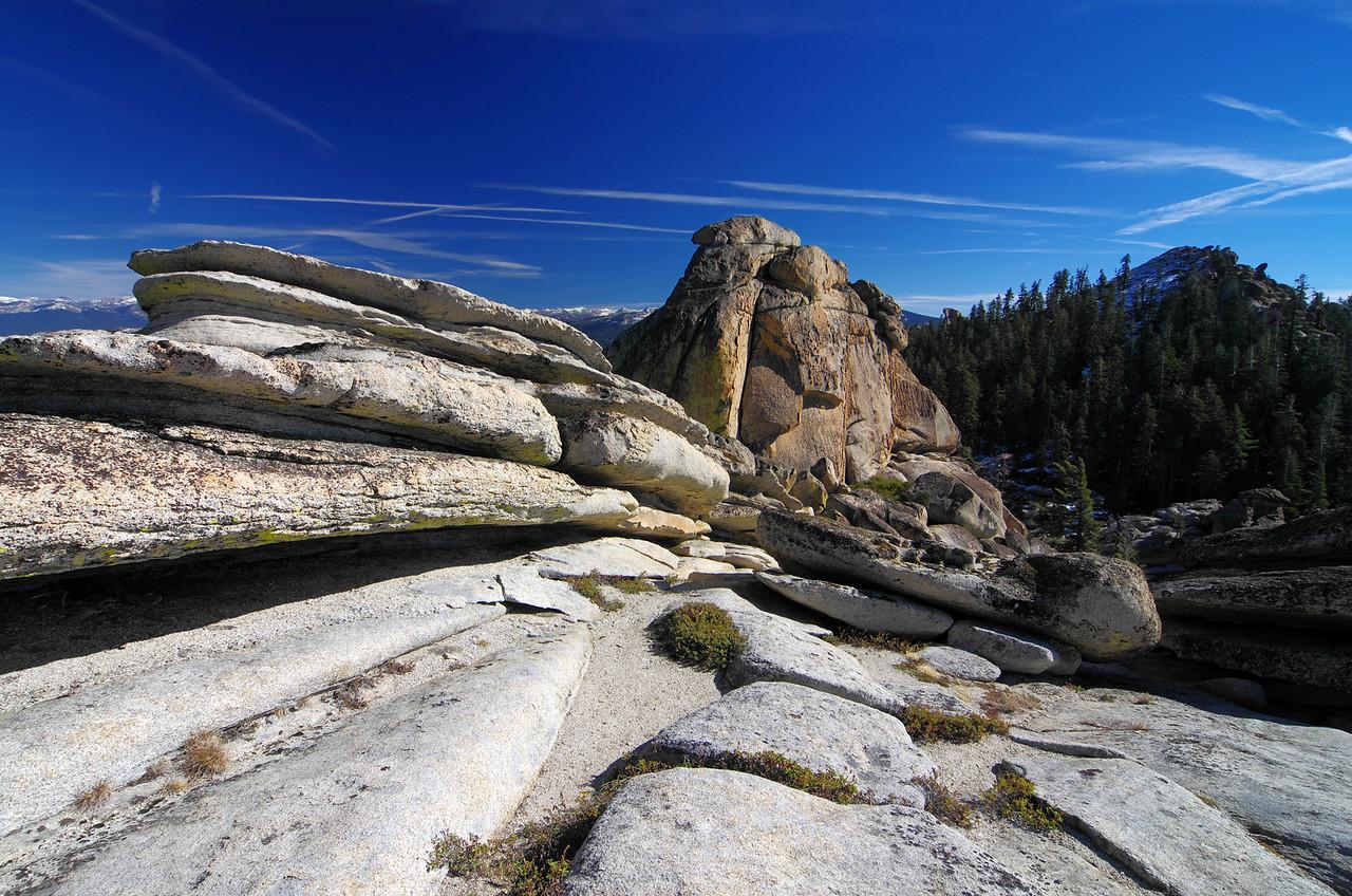 A climbers paradise.