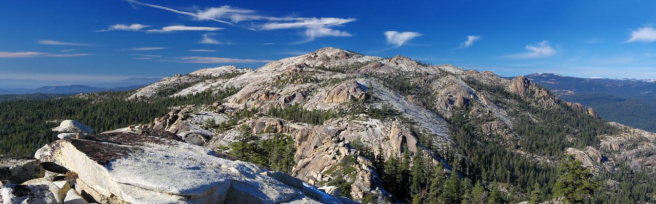 Shuteye Peak.
