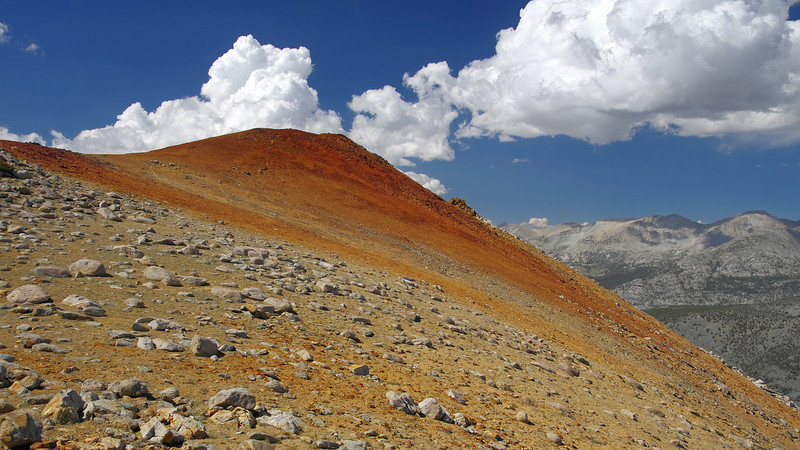 Red Mtn and Kings Canyon National Park
