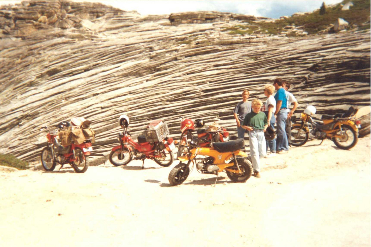The Old School Riders
