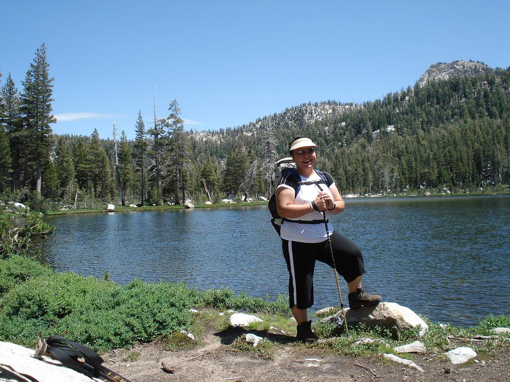 Veronica @ Mystery Lake