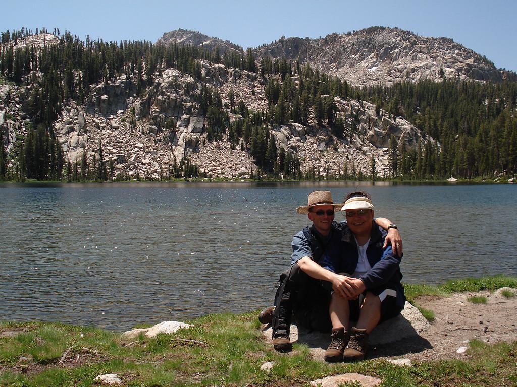 David & Veronica @ South Lake