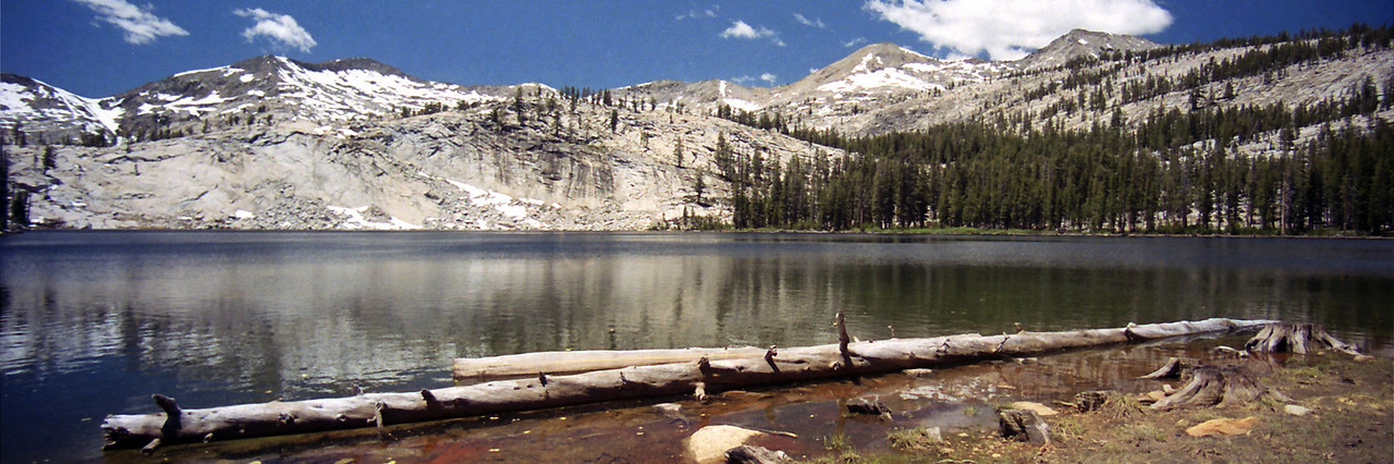 Lilian Lake Panorama (1)