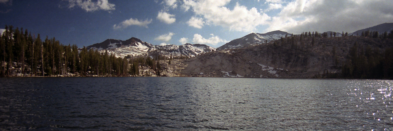 Lilian Lake Panorama (2)