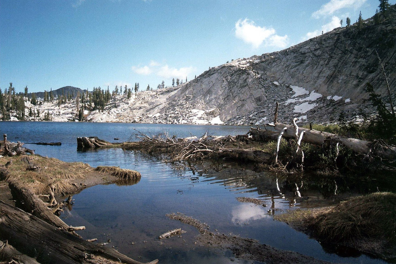 Lillian Lake HOT FISH'N SPOT 6-24-2003