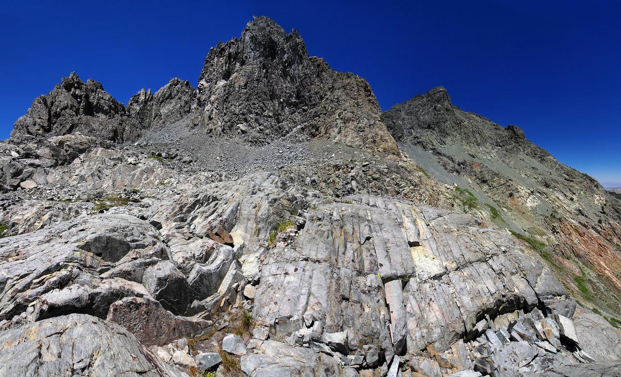 Volcanic Ridge