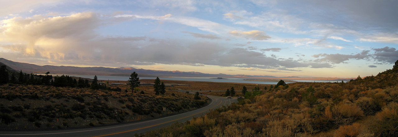 Mono Lake Panorama.