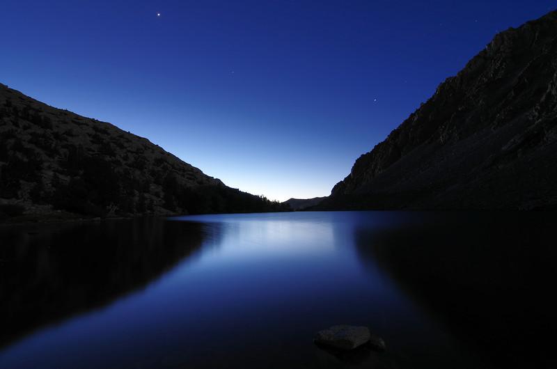 Loch Leven 5:43am.