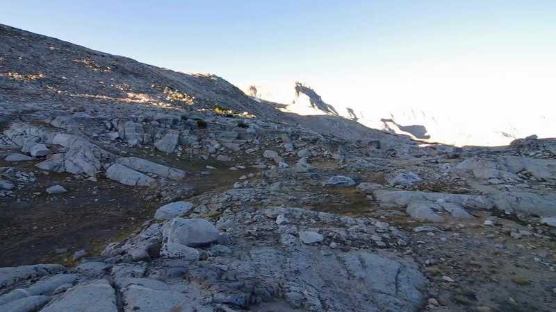 Piute Pass Video