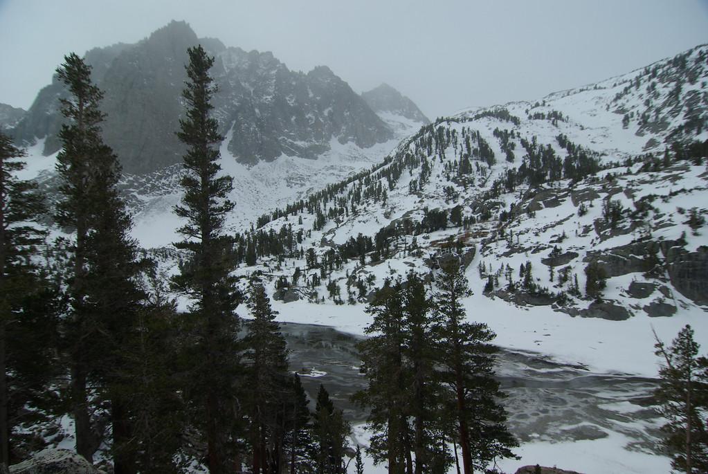 The Third Big Pine Lake.