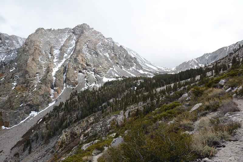 Almost to the Anvil Camp.  We just have one big obsticle to get around between here and the camp--The Gully.