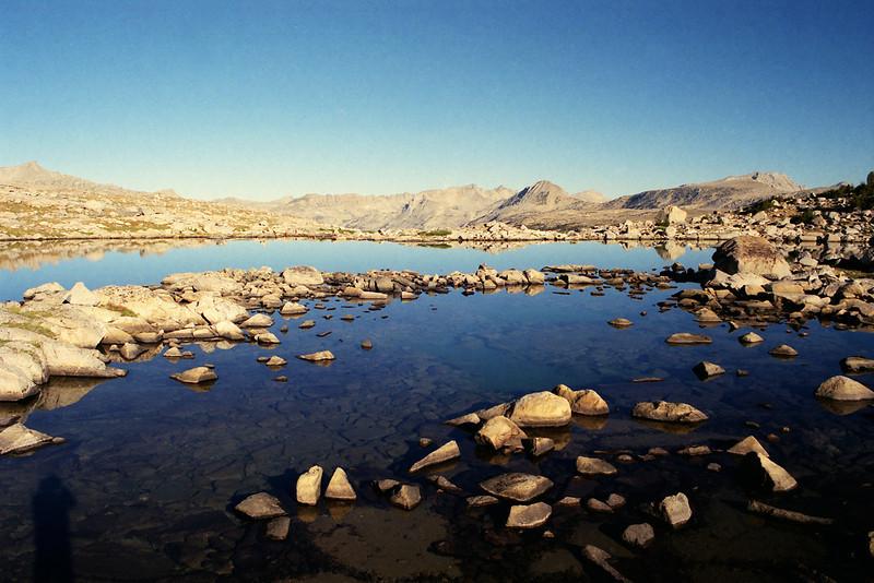 Muriel Lake, early morning (2)