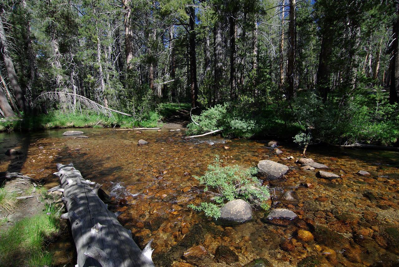 1st Creek Crossing