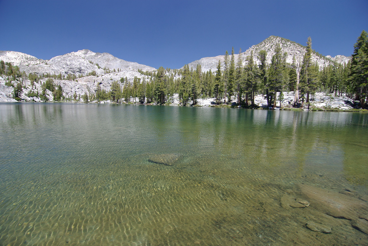 The Lowest Graveyard Lake pic1