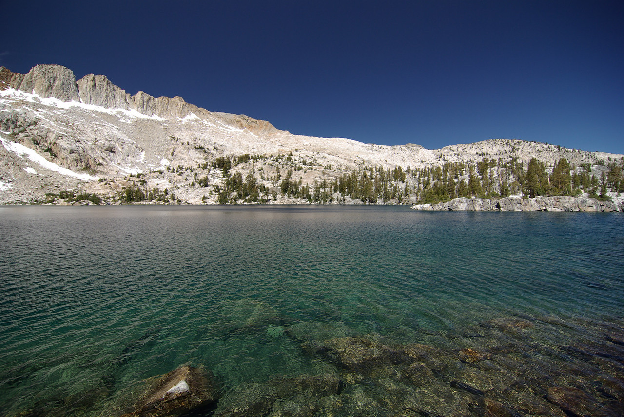 Anne Lake Above Peter Pande pic1