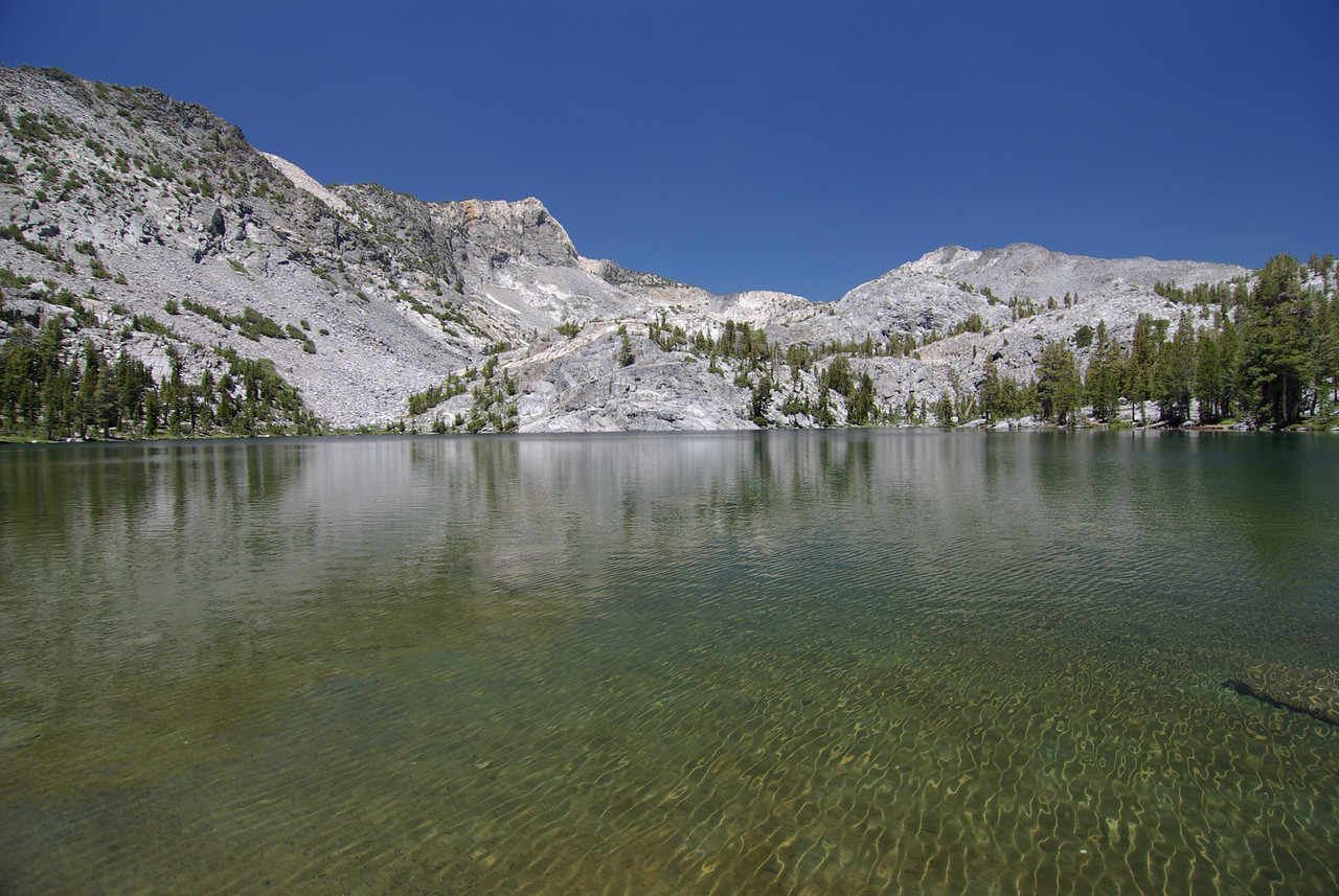 The Lowest Graveyard Lake pic2
