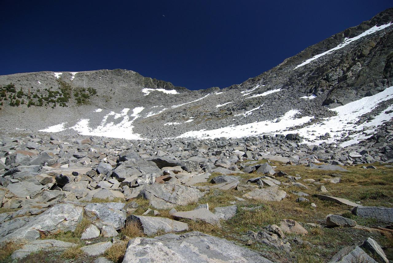 No more Boulder-Hopping for Now