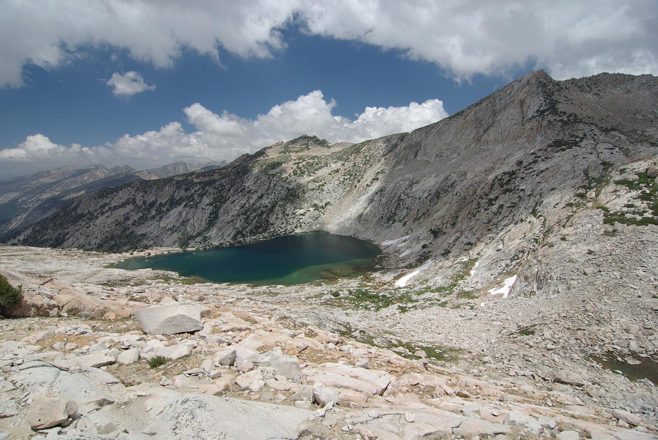 Warrior Lake