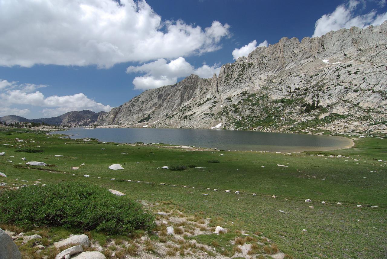 Silver Pass Lake, 7-21-2008, 11:56 am