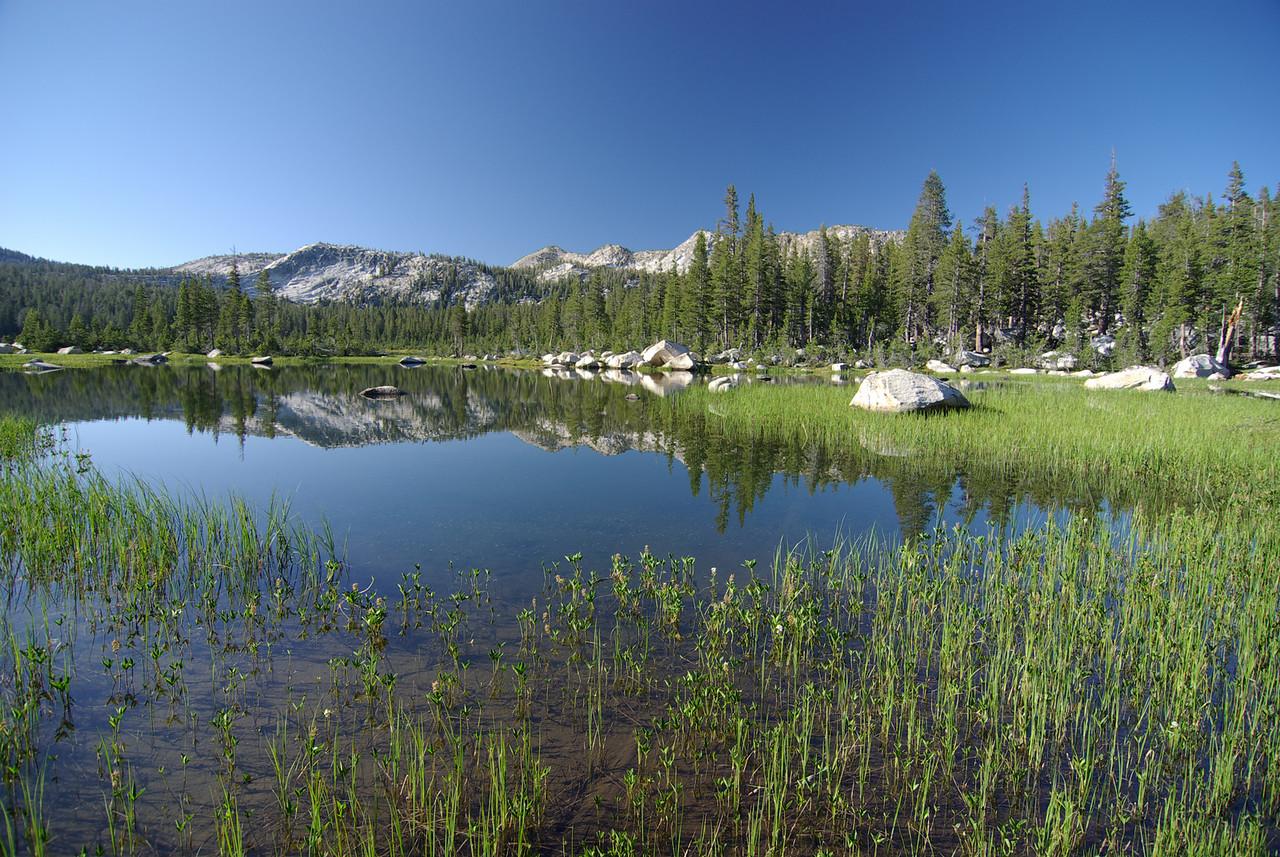 The 1st Dinkey Lake pic1