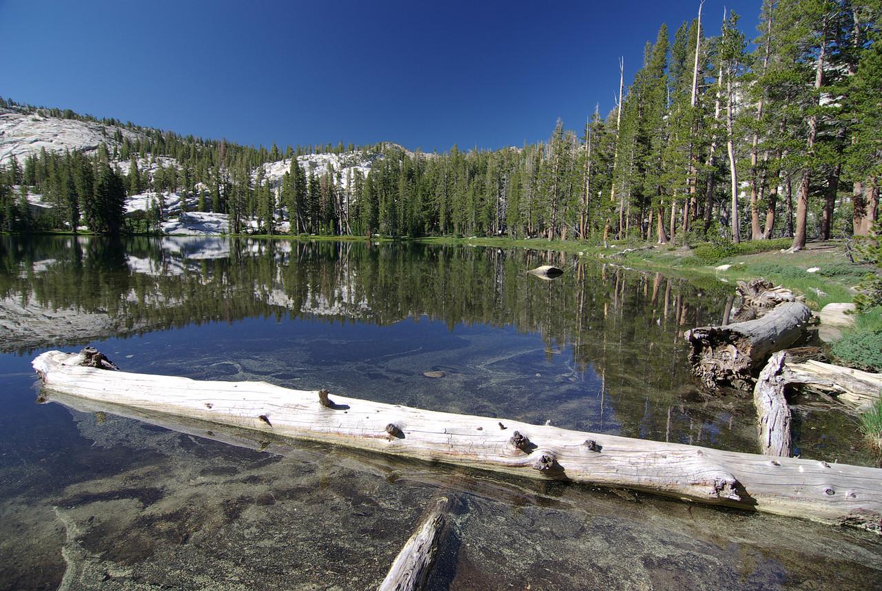 The 2nd Dinkey Lake