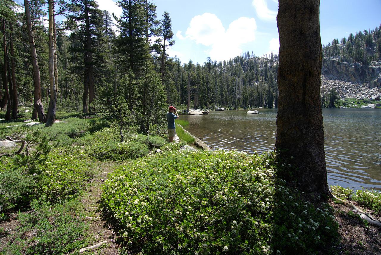 Ben Shots at the Swede Lake