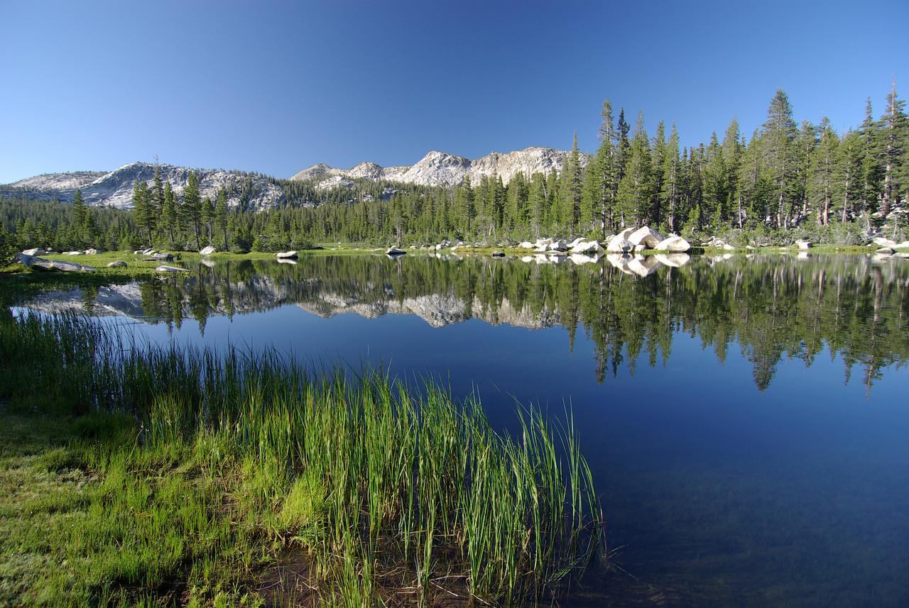 The 1st Dinkey Lake pic2