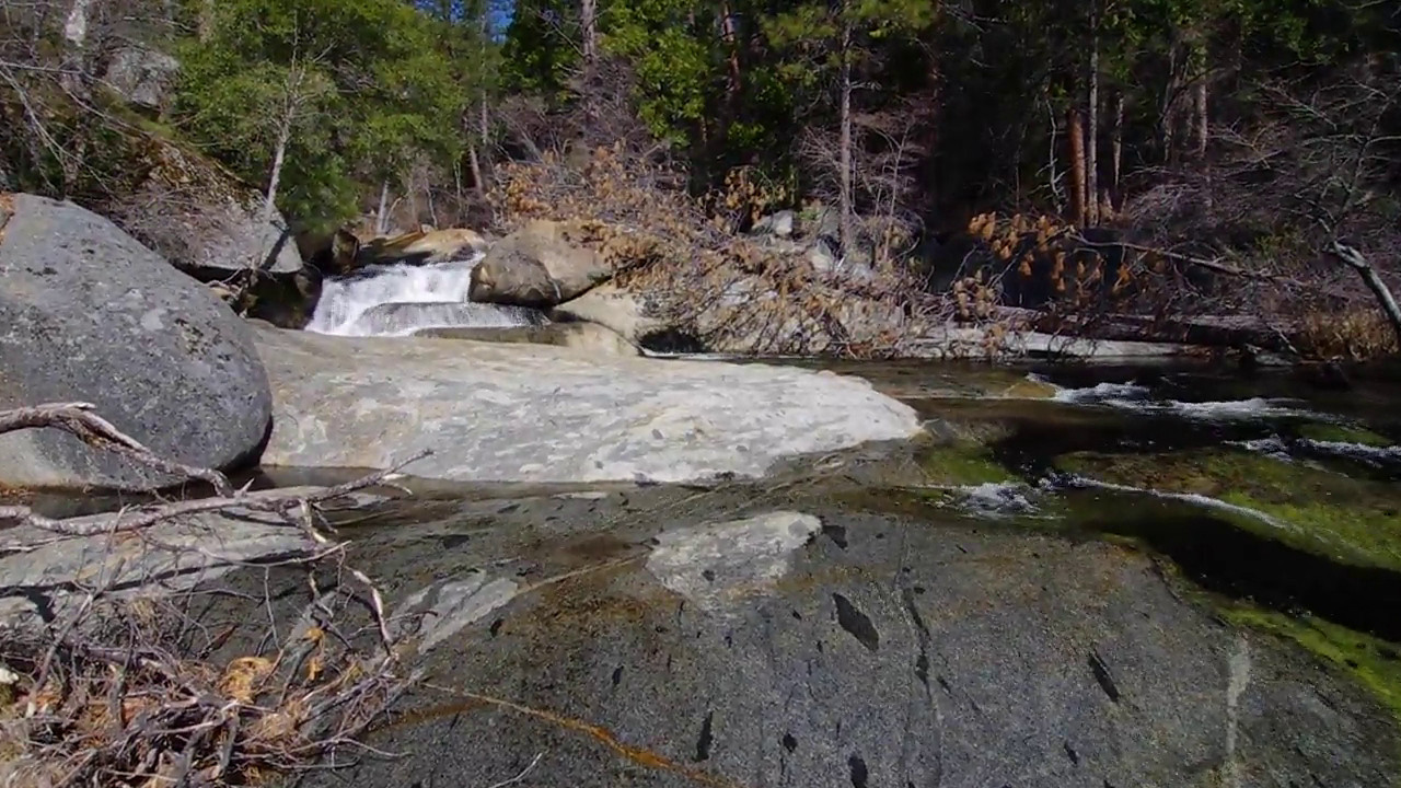 A look around Rock Creek where the French Trail Crosses