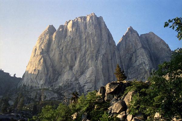 The Nine Lake Basin Trip, August 2002