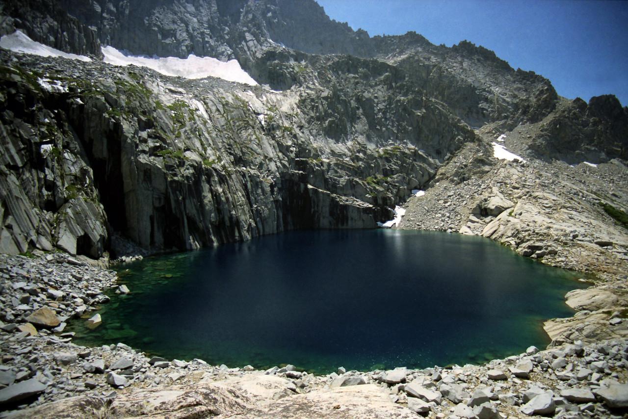 Precipice Lake looking West