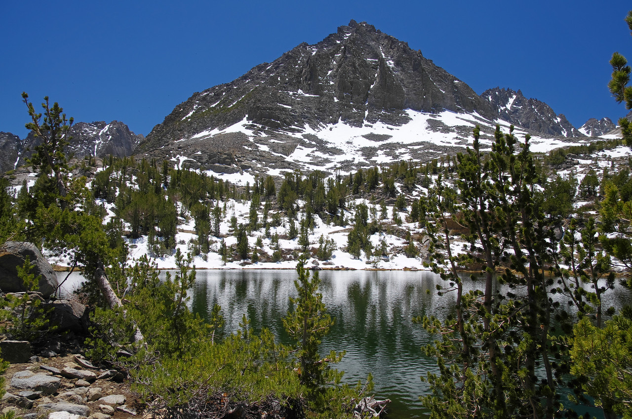 The Seventh Lake ~11,175ft.