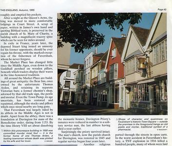 This England-Faversham