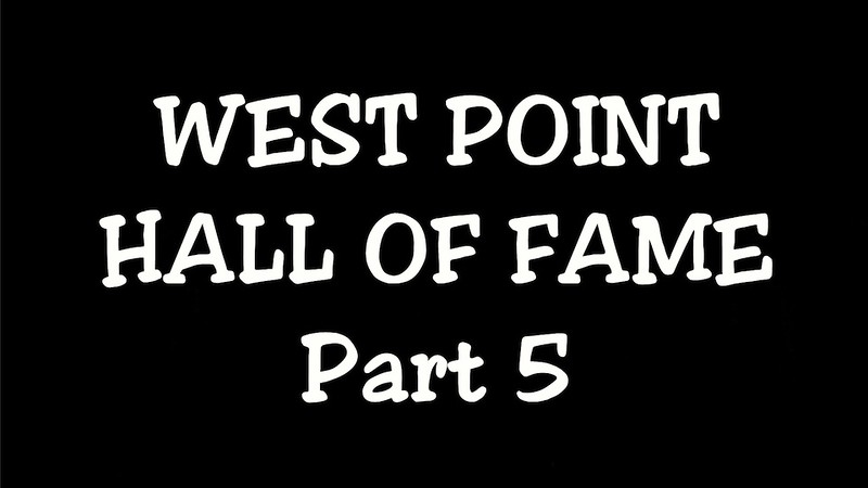 WEST POINT 5 - TOM'S FAMILY