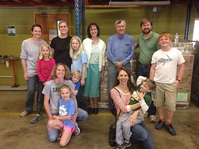 Davidson Volunteer Week 2015