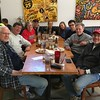Members of the Atlanta chapter grabbed lunch afterwards to reflect on their day volunteering with HouseProud.
