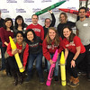 Members of the Boston chapter volunteered with Cradles to Crayons, sorting and organizing donations of clothing, toys, books and other items on Saturday, April 9, 2016.