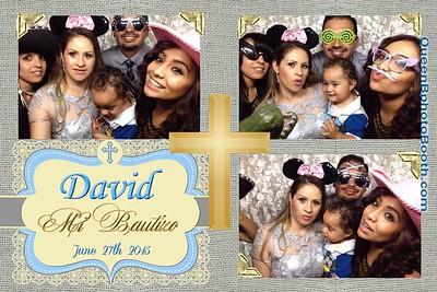 David's Bautizo