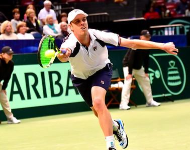 Davis Cup Sunday 2-5-2017