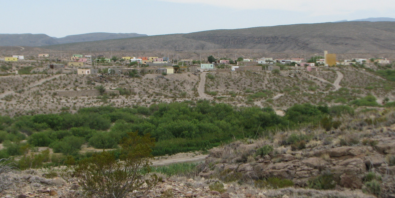 Boquillas, Mexico across the Rio Grande