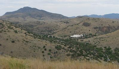 Indian Lodge in Davis Mountain Park